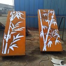 金德景觀耐候板,盧灣公園景觀耐候板生產廠家圖片