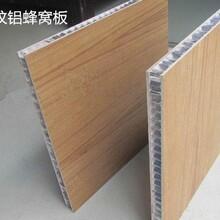 定制木紋蜂窩板款式齊全圖片