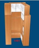巨无霸数控开料机四工序开料机全屋定制开料机柜子开料机,新乡衣柜开料机售后保障