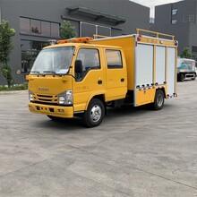 程力牌排水车,深圳救险车价格实惠图片