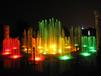 張北音樂噴泉設計