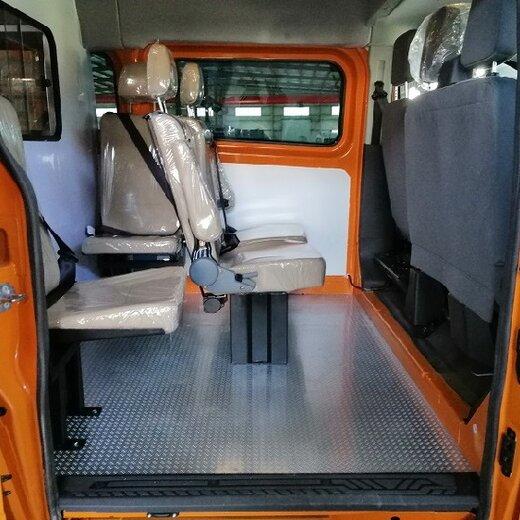 福特抢险救援车,福特V348加长轴应急救险车价格