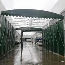 天津承接觀景臺伸縮輪式棚色澤光潤圖片