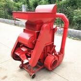低噪音花生压榨油剥壳脱壳机可定制移动型花生剥壳机乐丰牌
