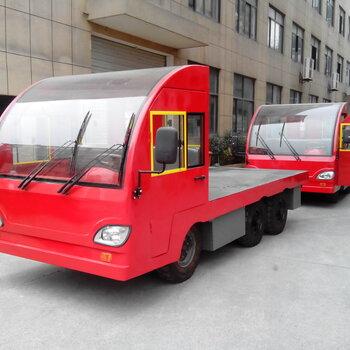 利凯士得2吨电动货车厂区内转运产品车
