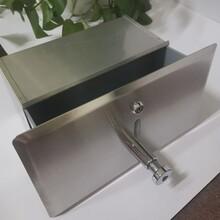 成都不銹鋼皂液器嵌入式隱藏式大號容量洗手液器手動衛生間用