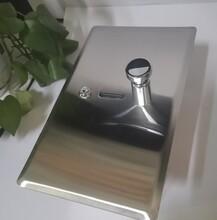 不銹鋼暗裝皂液器