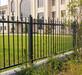 惠州圍墻隔離欄中山污水處理站防爬護欄雙橫桿防護圍欄