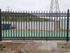 攪拌站圍墻隔離欄惠州項目部圍墻防護欄桿景區隔離柵