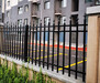 鐵圍墻防護柵欄中山拼裝式圍欄廠家鋅鋼防爬柵欄