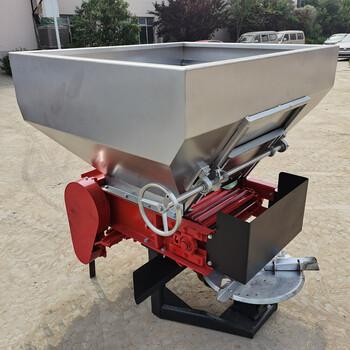 廠家生產撒肥機面肥有機肥牛羊雞豬糞拋撒機不銹鋼施肥器