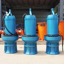 QZB-潛水軸流泵在排水工程中的作用圖片