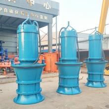 QZB-潛水軸流泵在排洪水泵房的安裝要求圖片