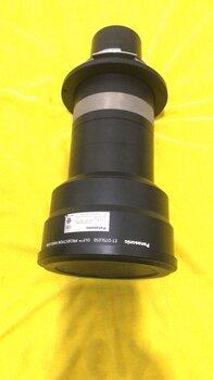 松下原装投影机镜头ET-D75LE50C投射比8.0:1适用松下21K/31k