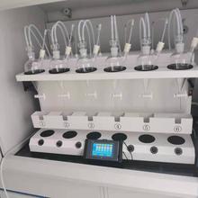 上海全自動液液萃取儀CHZLDZ-6內循環震蕩萃取裝置圖片
