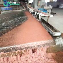 濕式銅米機小型干式全自動雜線銅米機設備廢電線回收粉碎機圖片