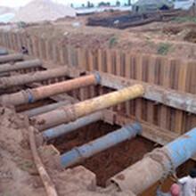 云南昆明鋼板樁施工、租賃,鋼護筒打、拔公司圖片