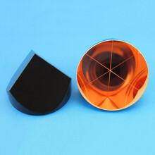 晶亮光電K9角錐棱鏡系列激光測距儀角反射棱鏡玻璃透鏡圖片