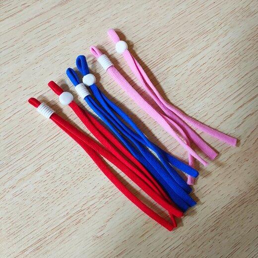 深圳可調節口罩繩口罩耳繩支持定制