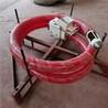 沙子软管输送机移动式160管径吸沙机