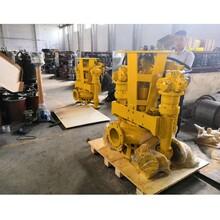 液壓水庫清淤泵廠家耐磨卸沙泵圖片