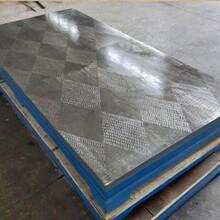 佳鑫重工機械供應多孔平臺三維柔性焊接平臺二維平臺圖片
