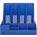 文山三聯文件框三欄桌面收納文件筐3格文件架資料架文件欄
