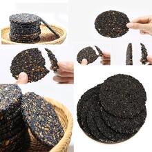 亳州黑芝麻饼机全自动下出料黑芝麻饼机器