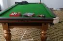 枫牌台球桌销售英森台球桌实物展示厅台球桌图片