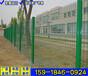 茂名綠化帶隔離柵48圓形管配2030邊框護欄網浸塑水庫防護網