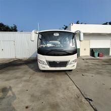 供应国六东风天翼6米18座空调公路客运客车图片