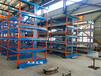 江蘇泰州伸縮懸臂貨架懸臂可以伸出使用的懸臂式貨架
