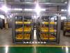 寧夏銀川鋼板貨架抽屜式板材存放架銅板鋁板擺放架