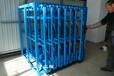 江蘇無錫立式鋼板存放架豎著存放鋼板節省空間擺放整齊