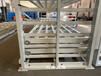 浙江嘉興立體倉庫板材存放重型臥式板材貨架抽屜式多層整齊