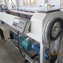 PE螺旋管設備預應力管生產線SJ75預應力螺旋管設備圖片