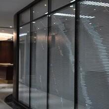 通州區安裝玻璃隔斷定做玻璃墻正規公司圖片