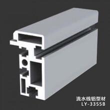 蘇州無錫上海常州機械手流水線防護框架工業鋁型材圖片