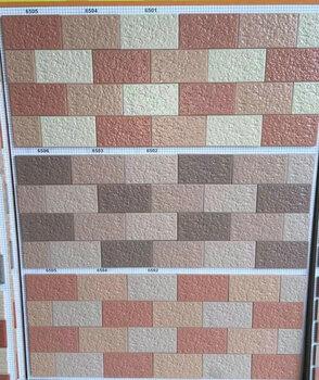 工程紙皮外墻磚45X45mm45X95mm45x145mm60X108mm
