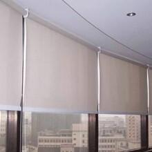 棉麻透气环保窗帘北京无味环保窗帘定制图片