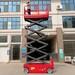 自行走升降平臺自行走升降機訂制剪叉車液壓升高車