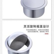 定做衛生間洗手臺桶蓋隱藏式不銹鋼裝飾蓋定制