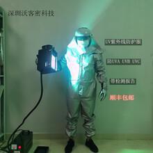 UV燈紫外線防護服材料,UV涂層,UV燈紫外防護服圖片