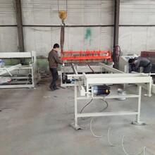数控钢筋网焊网机排焊机图片排焊机生产图片