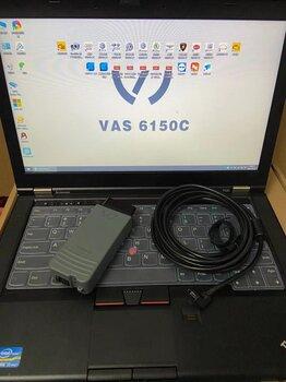 大众诊断头5054A奥迪检测仪ODIS7.21诊断系统可在线