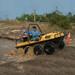 水陸兩棲車景區旅游搶險救災救援車全地形水陸兩用車