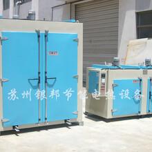 电加热油桶加热烘箱工业原料预热油桶烘箱油桶预热烘箱厂家图片