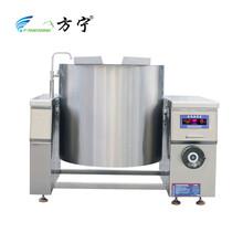 物聯網商用廚房設備400升搖擺湯鍋圖片