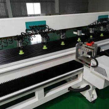 亳州板式家具生产线设备,数控侧孔机三合一,山东致品厂家