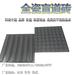 檢測盲道磚合格的依據西藏全瓷盲道磚L